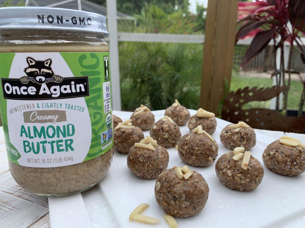Almond Delights Bites